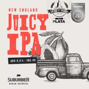Juicy NEIPA – Suburbier