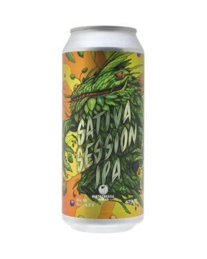 Sativa Session IPA – Brewhouse