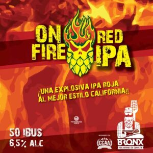 Doble Red IPA – Bronx