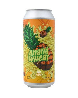 Anana Wheat – Brewhouse