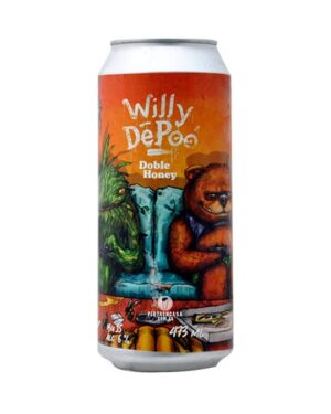 Willy The Poo Honey – Brewhouse