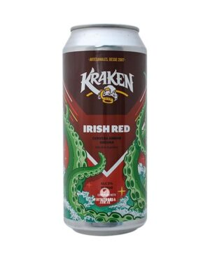 Irish Red – Kraken