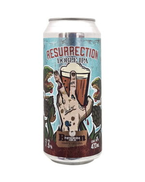Resurrection Doble IPA – Baum