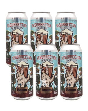 Resurrection Doble IPA SIX PACK – Baum