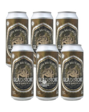 Gladstone Stout SIX PACK – Baum