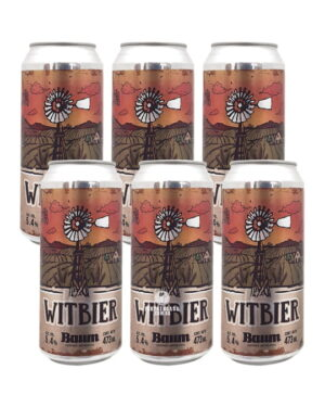 Witbier SIX PACK – Baum