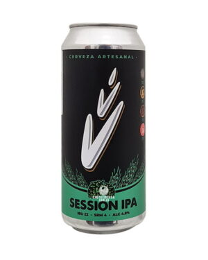 Session IPA – Cheverry