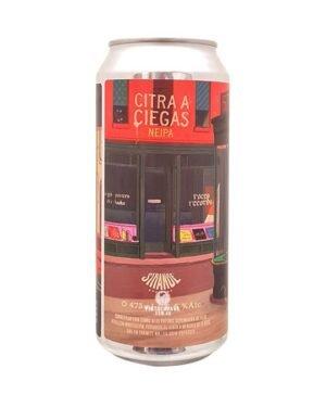 Citra a Ciegas – Strange Brewing