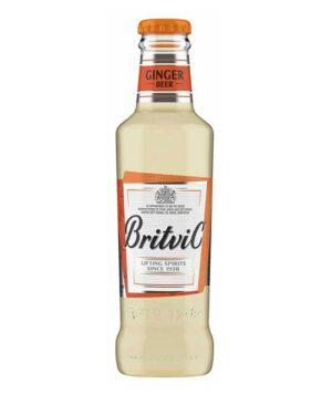 GINGER BEER BRITVIC X 200ML