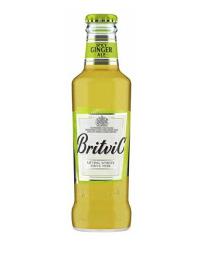 GINGER ALE BRITVIC X 200ML