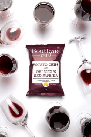 Papas Fritas Delicious Red Paprika – Boutique Chips