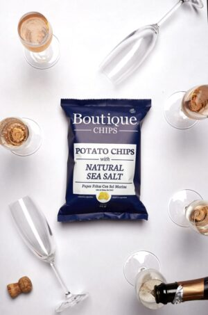 Natural Salt – Boutique Chips
