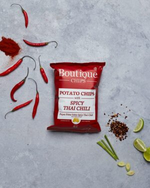 Spicy Thai Chili – Boutique Chips