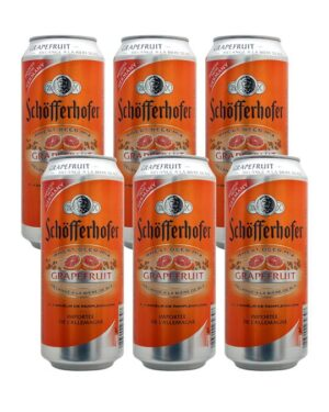 Schofferhofer Pomelo SIX PACK Latas