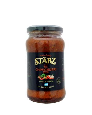 Stabz Chimichurri Hot 350Grs