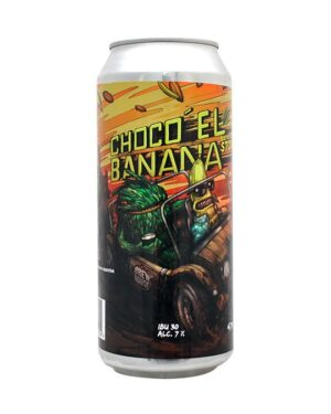 Chocó el Banana – Brewhouse