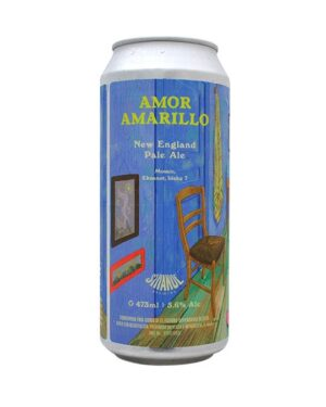 Amor Amarillo – Strange Brewing