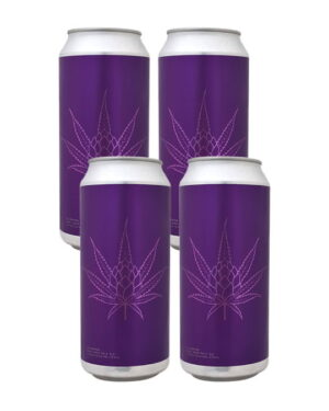 Hemp India Pale Ale FOUR PACK – Sir Hopper