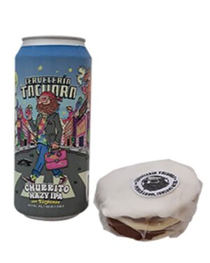 Churrito Hazy IPA + Alfajor – Tacuara