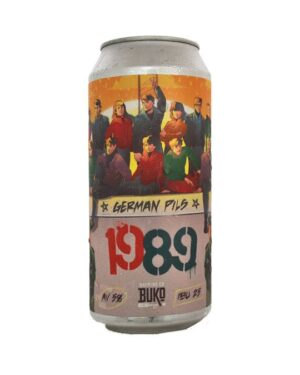 1989 German Pils – Buko