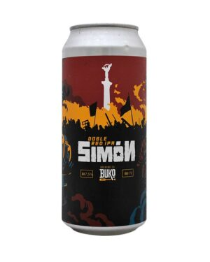 Simón Doble Red IPA – Buko