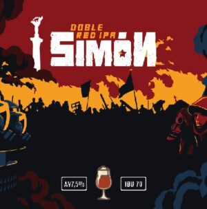Doble Red IPA – Buko