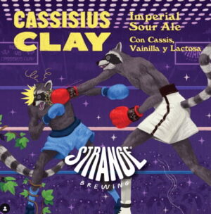 Cassisius Clay – Strange Brewing