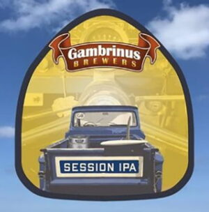 Session IPA – Gambrinus
