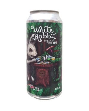 White Rabbit Imperial NEIPA – Brewhouse