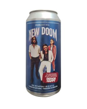 Demob Happy English IPA – New Doom