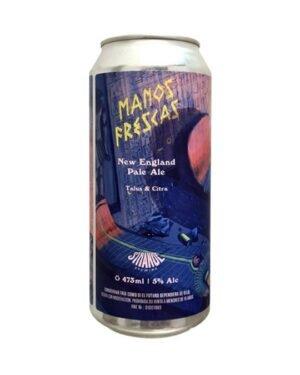 Manos Frescas NEPA – Strange Brewing