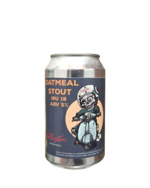 Oatmeal Stout – Wellington