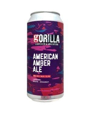 American Amber Ale – Gorilla