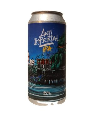 Anti Imperial IPA – Brewhouse